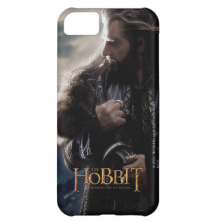 THORIN OAKENSHIELD™ Character Poster 2 Cover For iPhone 5C