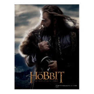 THORIN OAKENSHIELD™ Character Poster 2 Postcard