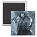 THORIN OAKENSHIELD™ Character Poster 3 2 Inch Square Magnet