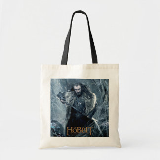 THORIN OAKENSHIELD™ Character Poster 3 Budget Tote Bag
