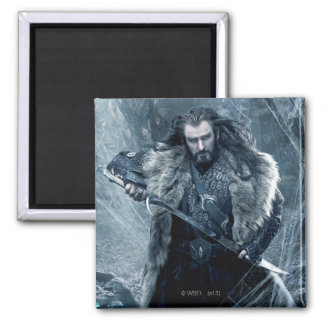 THORIN OAKENSHIELD™ Character Poster 3 Magnet