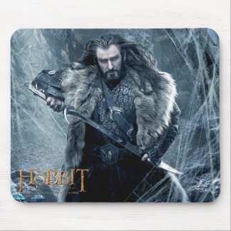 THORIN OAKENSHIELD™ Character Poster 3 Mousepad