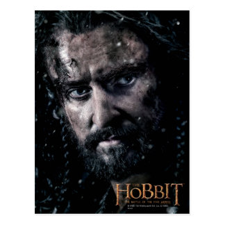 THORIN OAKENSHIELD™ Close Up Postcard