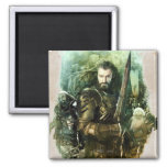 THORIN OAKENSHIELD™, Dwalin, & Balin Graphic Refrigerator Magnets