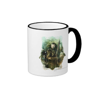 THORIN OAKENSHIELD™, Dwalin, & Balin Graphic Ringer Coffee Mug