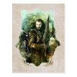 THORIN OAKENSHIELD™, Dwalin, y gráfico de Balin Tarjetas Postales