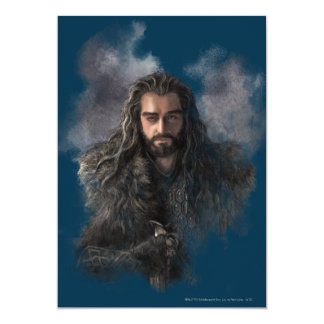THORIN OAKENSHIELD™ Illustration Announcement