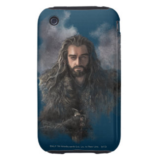 THORIN OAKENSHIELD™ Illustration iPhone 3 Tough Cover