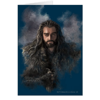 THORIN OAKENSHIELD™ Illustration Greeting Card