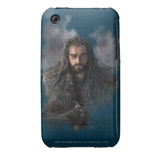THORIN OAKENSHIELD™ Illustration iPhone 3 Cover
