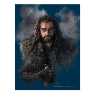 THORIN OAKENSHIELD™ Illustration Postcard