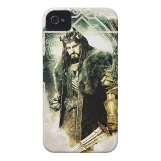 THORIN OAKENSHIELD™ - King Under The Mountain Case-Mate iPhone 4 Case