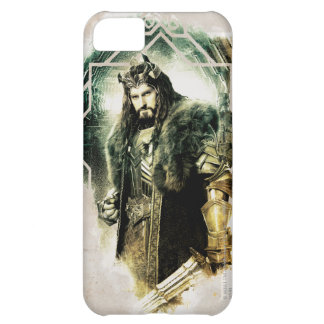 THORIN OAKENSHIELD™ - King Under The Mountain iPhone 5C Cover