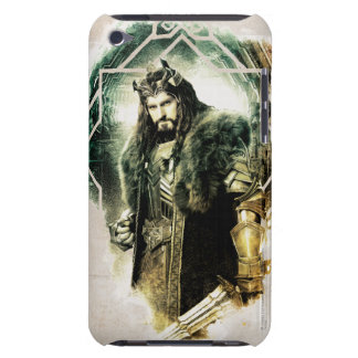 THORIN OAKENSHIELD™ - King Under The Mountain iPod Case-Mate Case