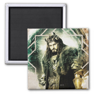 THORIN OAKENSHIELD™ - King Under The Mountain Magnet