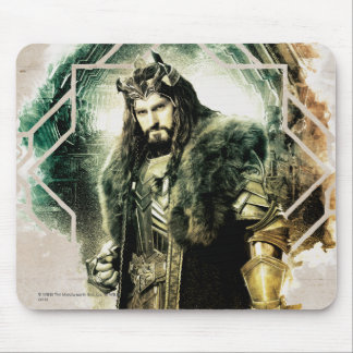 THORIN OAKENSHIELD™ - King Under The Mountain Mouse Pad