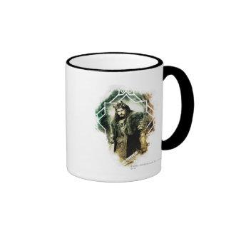 THORIN OAKENSHIELD™ - King Under The Mountain Ringer Mug