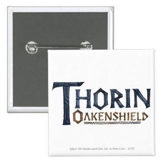 THORIN OAKENSHIELD™ Logo Blue Button