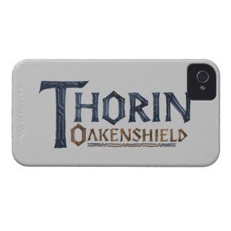 THORIN OAKENSHIELD™ Logo Blue Case-Mate iPhone 4 Case