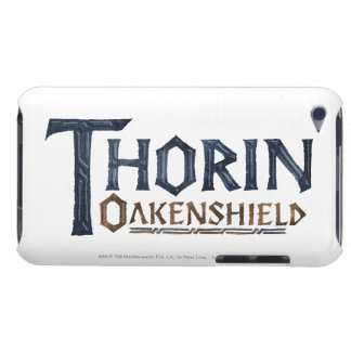 THORIN OAKENSHIELD™ Logo Blue iPod Case-Mate Cases