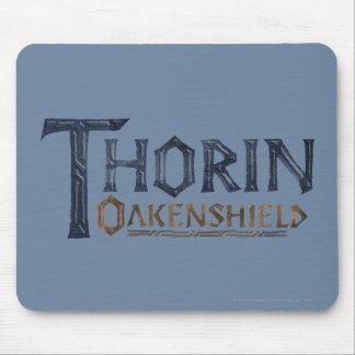 THORIN OAKENSHIELD™ Logo Blue Mouse Pad
