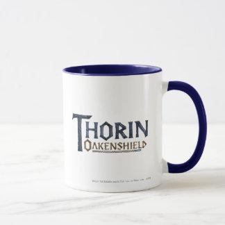 THORIN OAKENSHIELD™ Logo Blue Mug