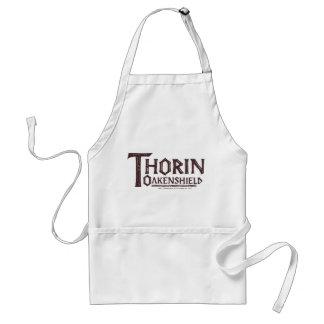 THORIN OAKENSHIELD™ Logo Brown Adult Apron