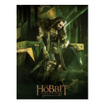 THORIN OAKENSHIELD™ On Throne Post Card