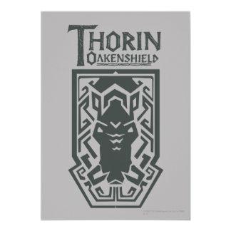 THORIN OAKENSHIELD™ Shield Symbol Card