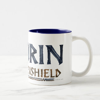 THORIN OAKENSHIELD™ Two-Tone COFFEE MUG
