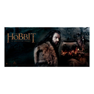 THORIN OAKENSHIELD™ y Company Póster