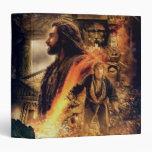 Thorin y Bilbo en Erebor