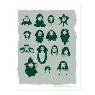 Thorin y pelo de Company Postal