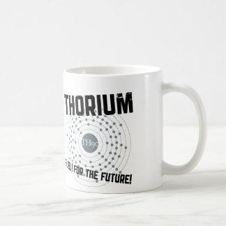THORIUM - FUEL! FOR THE FUTURE! CLASSIC WHITE COFFEE MUG