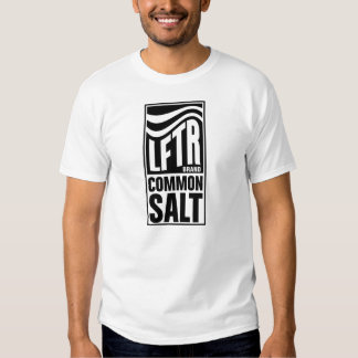 Thorium LFTR brand salt T-shirt