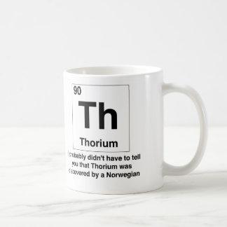Thorium Mug