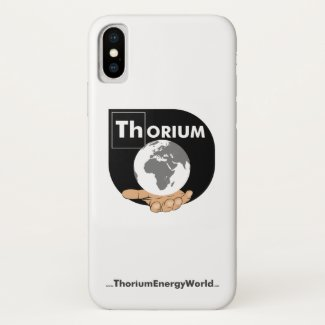 Thorium Phone Case