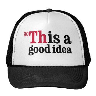 Thorium - This is a good idea Trucker Hat