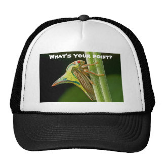 Thorn Bug Design Hat