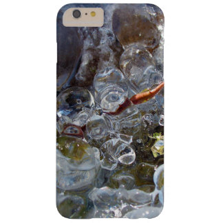 Thorn in Round Bubbles of Ice from Freezing Rain Barely There iPhone 6 Plus Case