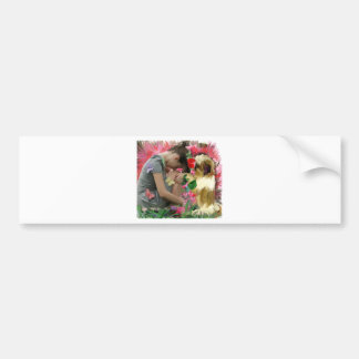 thorn in your rose bumper sticker