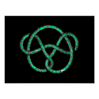 Thorn knot poster
