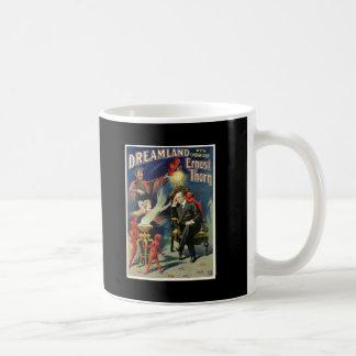 Thorn Magician ~ Dreamland Vintage Magic Act Coffee Mug
