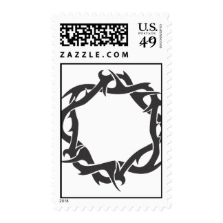 thorn_tattoo_vector stamp