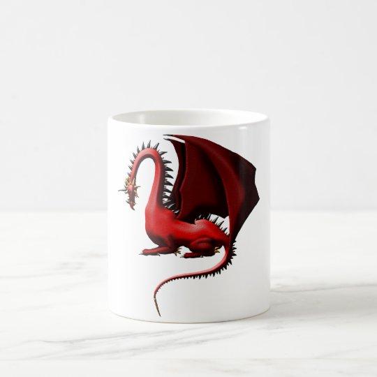 Thorn, the Red Dragon Coffee Mug