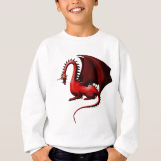 Thorn, the Red Dragon Sweatshirt