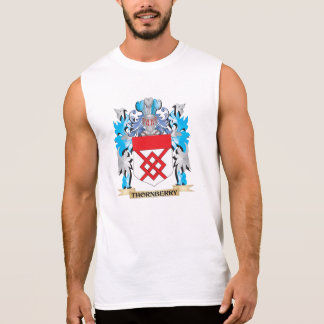 Thornberry Coat of Arms - Family Crest Sleeveless Shirts
