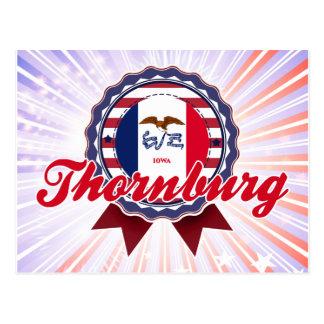Thornburg, IA Tarjetas Postales