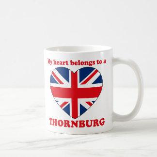 Thornburg Tazas