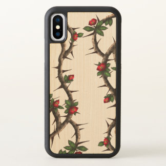 thorns iPhone x case